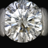 1.10 ct. Round Cut Bridal Set Ring #2