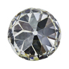 3.00 ct. European Cut Cut Loose Diamond, K, VS2 #1