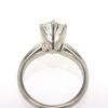 1.10 ct. Round Cut Solitaire Ring #1