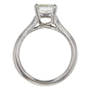 1.52 ct. Radiant Cut Solitaire Ring, H, SI2 #4