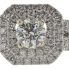 0.76 ct. Round Cut Solitaire Ring, L, VS1 #4