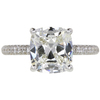 2.27 ct. Cushion Cut Solitaire Ring, I, VS2 #2