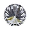 1.26 ct. Round Cut Bridal Set Ring, F, VS2 #4