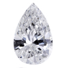 .95 ct. Pear Cut Bridal Set Ring #1