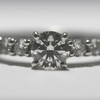 .57 ct. Round Cut Bridal Set Ring #2