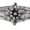 1.14 ct. Round Cut 3 Stone (Uniform) Ring #1