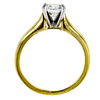 0.90 ct. Round Cut Solitaire Ring, I, VS1 #2