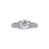 1.20 ct. Round Cut Solitaire Ring, I, SI1 #3
