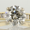 2.11 ct. Round Cut Ring #1