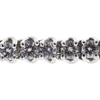 Round Cut Tennis Bracelet, H-I, I1-I2 #1