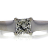 .92 ct. Radiant Cut Solitaire Ring #2