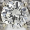 .95 ct. Round Cut Central Cluster Ring #4