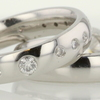 0.53 ct. Round Cut Bridal Set Ring #4