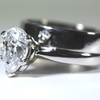1.53 ct. Pear Cut Solitaire Ring #3