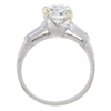 1.60 ct. Round Cut Solitaire Ring, I, VS1 #4