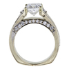 2.03 ct. Radiant Cut Solitaire Ring, F, VS2 #3