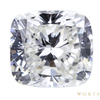 3.01 ct. Cushion Cut Halo Ring #1