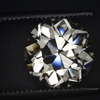 2.11 ct. European Cut Cut Right Hand Ring #3