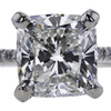 2.02 ct. Cushion Cut Solitaire Ring, H, VS2 #1