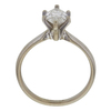 0.95 ct. Marquise Cut Bridal Set Ring, H, I1 #2