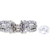 1.00 ct. Round Cut Bridal Set Ring #1