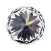 1.21 ct. Round Cut Halo Ring, D, VVS1 #2