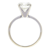 2.12 ct. Round Cut Solitaire Ring, J-K, I2 #2