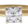 0.77 ct. Radiant Cut Solitaire Ring, H, VS2 #4