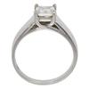 1.01 ct. Princess Cut Solitaire Ring, J, VS1 #4