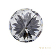 1.02 ct. Round Cut Solitaire Ring, H, I1 #2