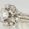 0.98 ct. Round Cut Bridal Set Ring #4