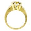 2.02 ct. Round Cut Bridal Set Ring, I, I1 #2