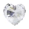 1.17 ct. Heart Cut Bridal Set Ring, F, VS2 #2