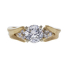 1.01 ct. Round Cut Solitaire Ring, E, SI1 #3