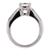 2.19 ct. Radiant Cut Solitaire Ring #4