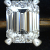 .97 ct. Emerald Cut Solitaire Ring #3