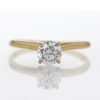 .99 ct. Round Cut Solitaire Ring #4