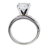2.56 ct. Round Cut Bridal Set Ring #2