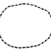 Round Cut Riviera Necklace, J-K, I1-I2 #1