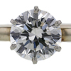 2.30 ct. Round Cut Solitaire Ring #4