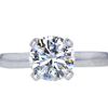 1.52 ct. Round Cut Solitaire Ring #1