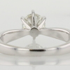 0.70 ct. Round Cut Solitaire Ring #2