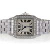 Cartier Santos Demoiselle  WF9004Y8 288196ce #1