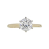1.03 ct. Round Cut Solitaire Ring, I, VS2 #3