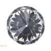 1.87 ct. European Cut 3 Stone Ring #4
