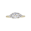 0.9 ct. Round Cut Solitaire Ring, F, VS2 #3