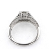 1.06 ct. Round Cut Solitaire Ring #1