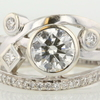 1.45 ct. Round Cut Right Hand Ring #1