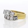 .98 ct. Round Cut Bridal Set Ring #2