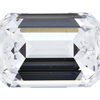 1.01 ct. Emerald Cut Solitaire Ring, E, VS1 #2